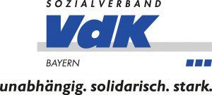 Logo Sozialverband VdK Bayern e.V.