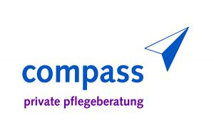 Logo compass private pflegeberatung